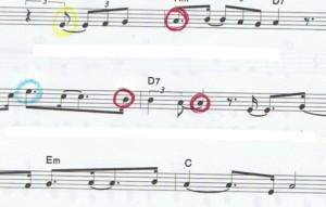 楽譜スキャン